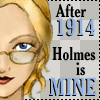 Holmes is mine... by Meags2387