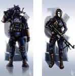Avatars. Metro 2033. 2013