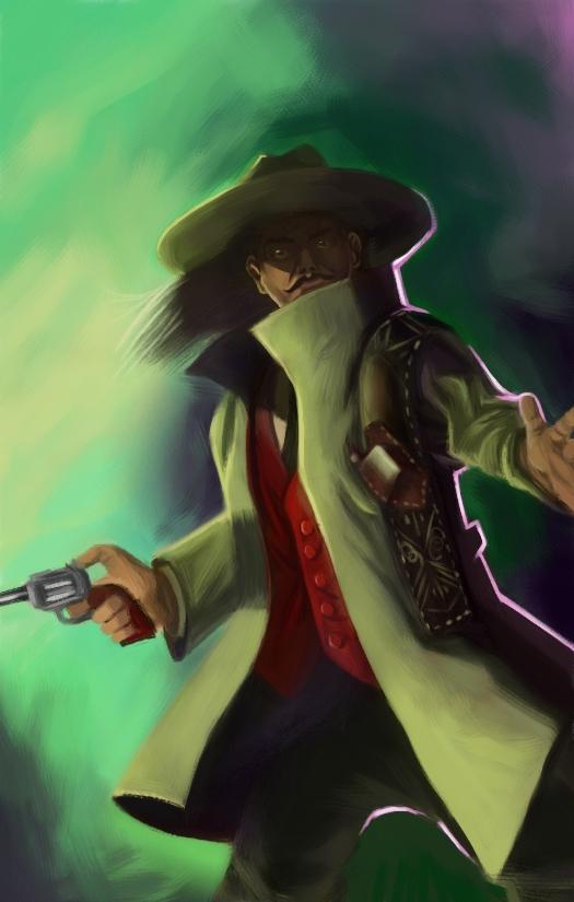 Cowboy by Dnin08