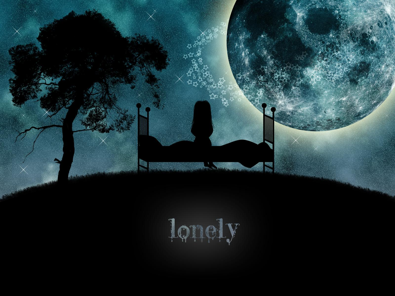 Lonely  by nastiab