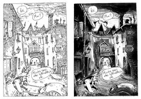 Haaveilija sivu 8 by AcherontiaDomus