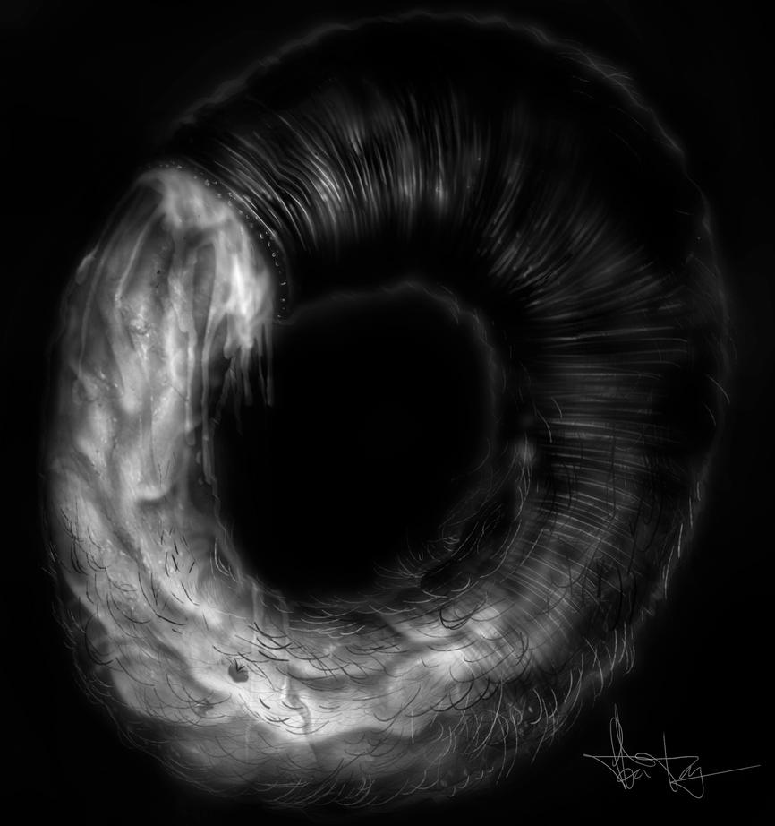 Ouroboros by AcherontiaDomus
