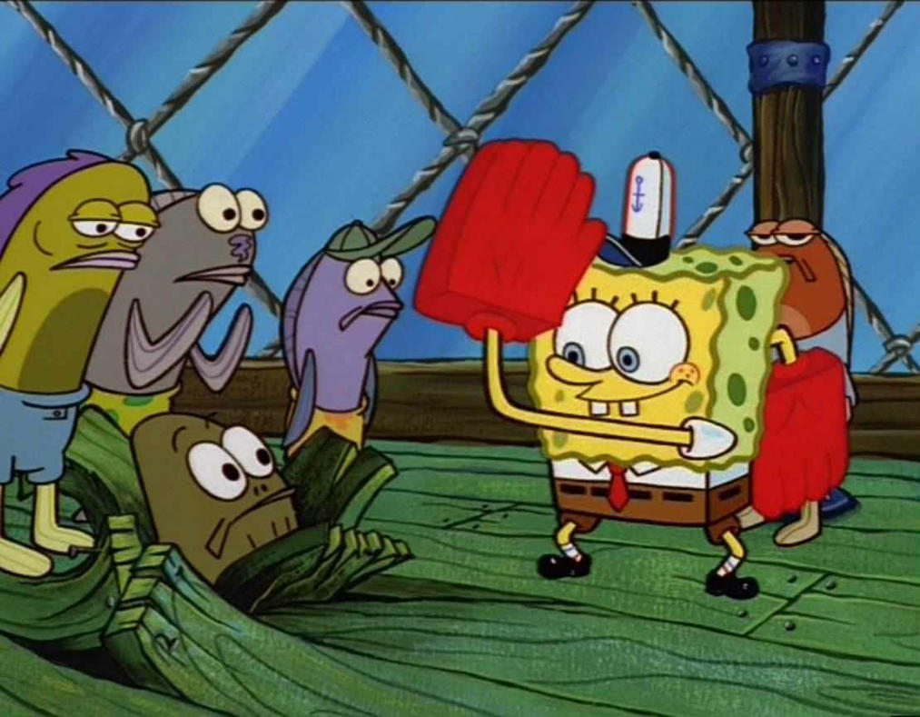 composite spongebob is ready for death battle by