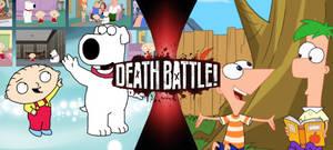 Stewie and Brian vs. Phineas and Ferb