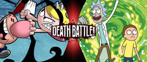 Billy and Mandy vs. Rick and Morty