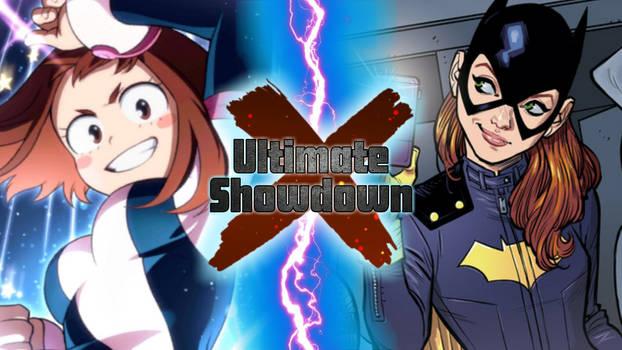 Ochako Uraraka vs. Batgirl