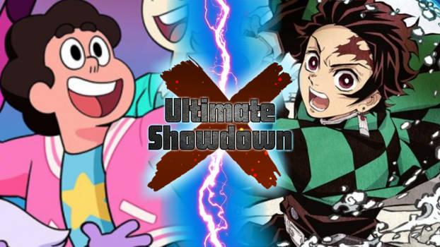 Steven Universe vs. Tanjiro Kamado