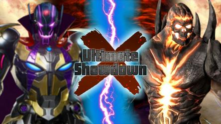 Ultron Sigma vs. Dark Kahn