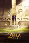 Symphony of the Goddesses Second Quest Poster