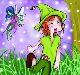 little magic world by yorigirl-chan