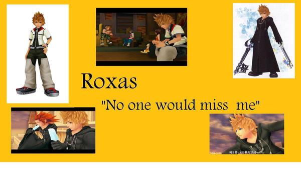 Roxas by meerkate