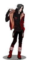 Naruto Fash Series: Itachi