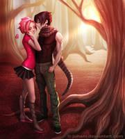 Sasuke's seduction colour by Juhani