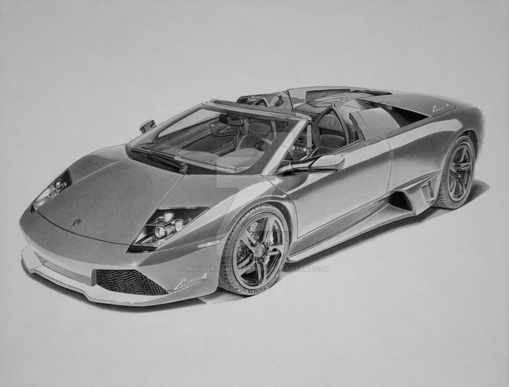 Lamborghini LP650-4 by industrialrevelation