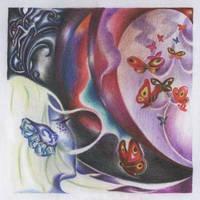Fairies by Tsadhe
