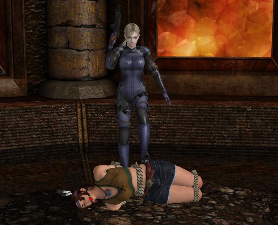 Julia defeated by Chaosjohn