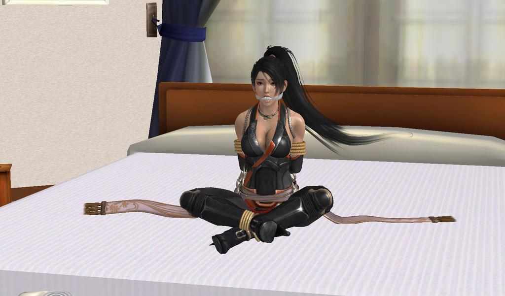 Ninja Bondage 23