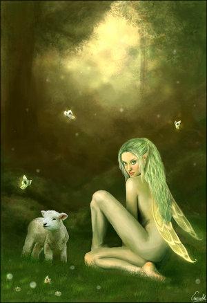 The Companion by FairyDustClub