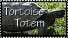 Tortoise Totem Stamp by VampsStock