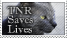 TNR Stamp by VampsStock