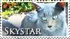 Skystar Stamp by VampsStock