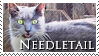 Needletail Stamp by VampsStock