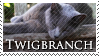 Twigbranch Stamp by VampsStock