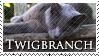Twigbranch Stamp by VampsStock