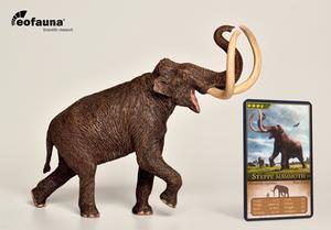 Steppe Mammoth 1:40 PVC figure - Eofauna