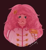 Leader Rose Quartz by MinEevee