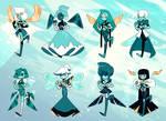 Gem fusion adopts : Turquoises [CLOSED]