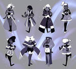 Gem fusion adopts : Onyx [MOVED] by MinEevee