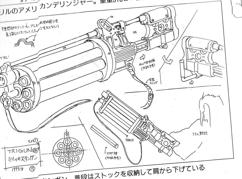 this is trigun by starfox907