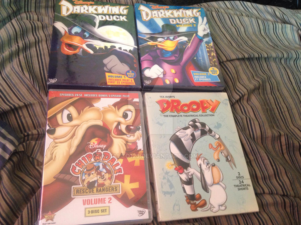 Somethings I bought on DVD by balto123