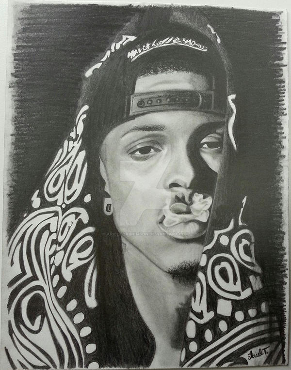 August alsina pencil portrait by arieltorgrimson on deviantart august alsina pencil portrait by arieltorgrimson altavistaventures Images
