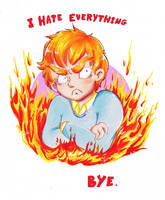 I Hate Everything by LittleLionLie