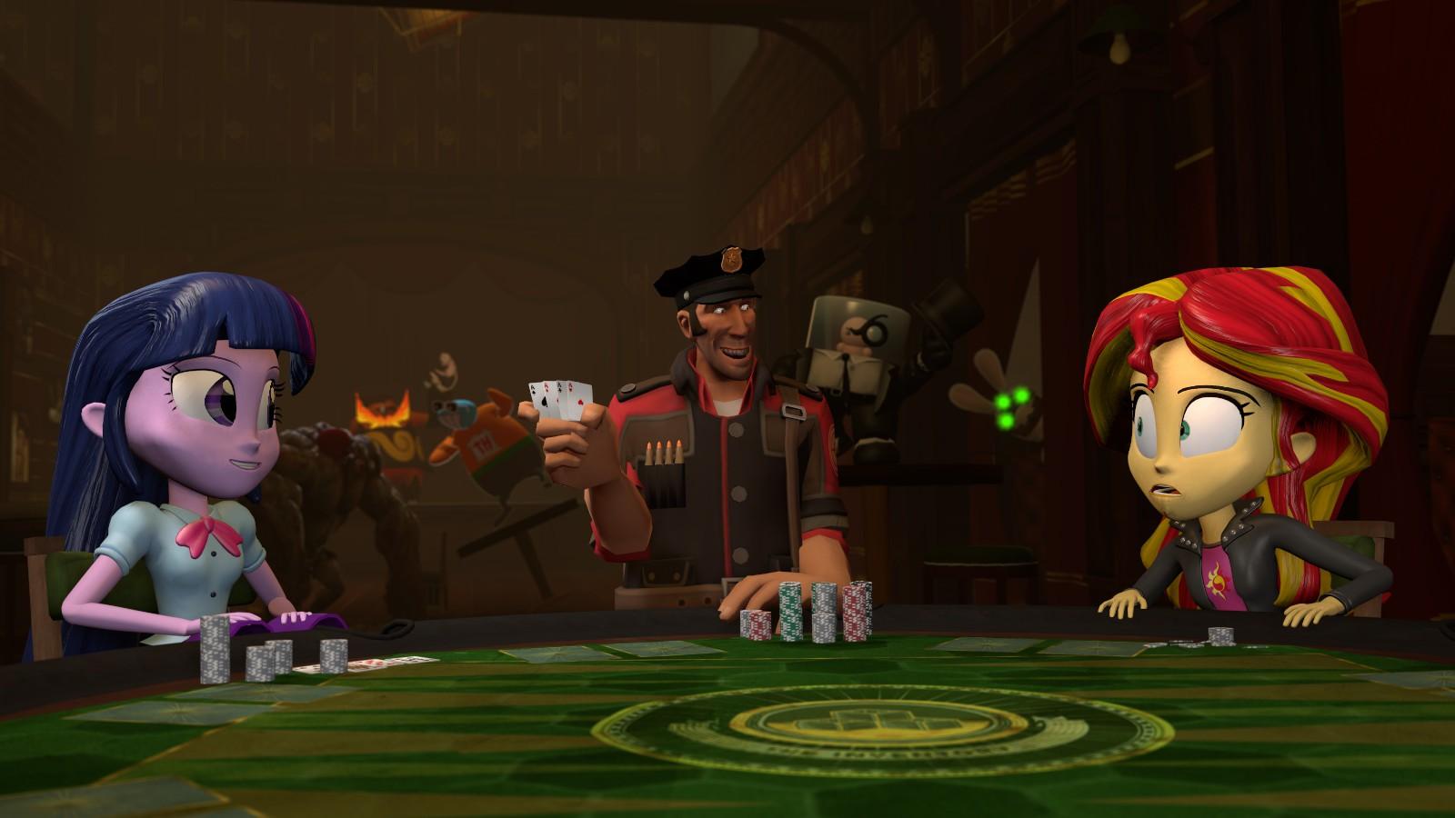 Poker gmod