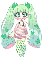 Lilypad Cutie Auction (CLOSED) by Lovewhile