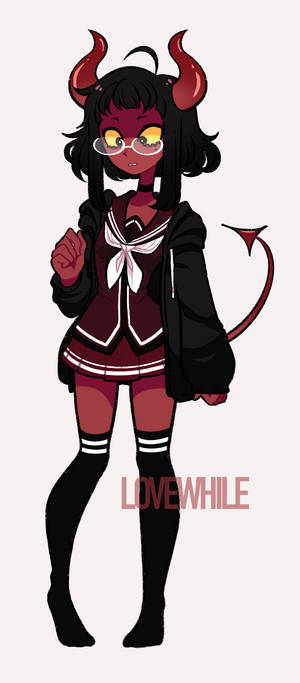 Demon Adopt (CLOSED)