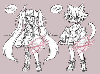 COLOR ME ADOPTS CLOSED