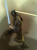Jedi Master by 29thsep