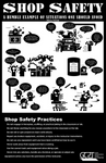 Shop Safety Poster