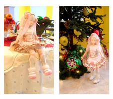 BJD - Dawn's First Christmas