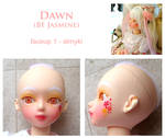 BJD - Dawn - Faceup 1