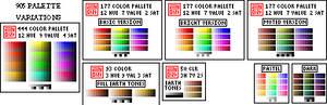 Pixel Palette - Variations