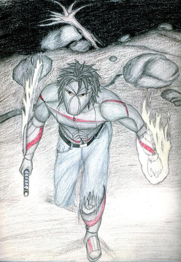 Kwon, Dragon Heart Armor by BrainCrash