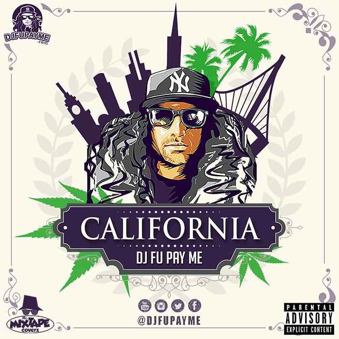 California Mixtape Cover (Psd) by MixtapeCoverz on DeviantArt