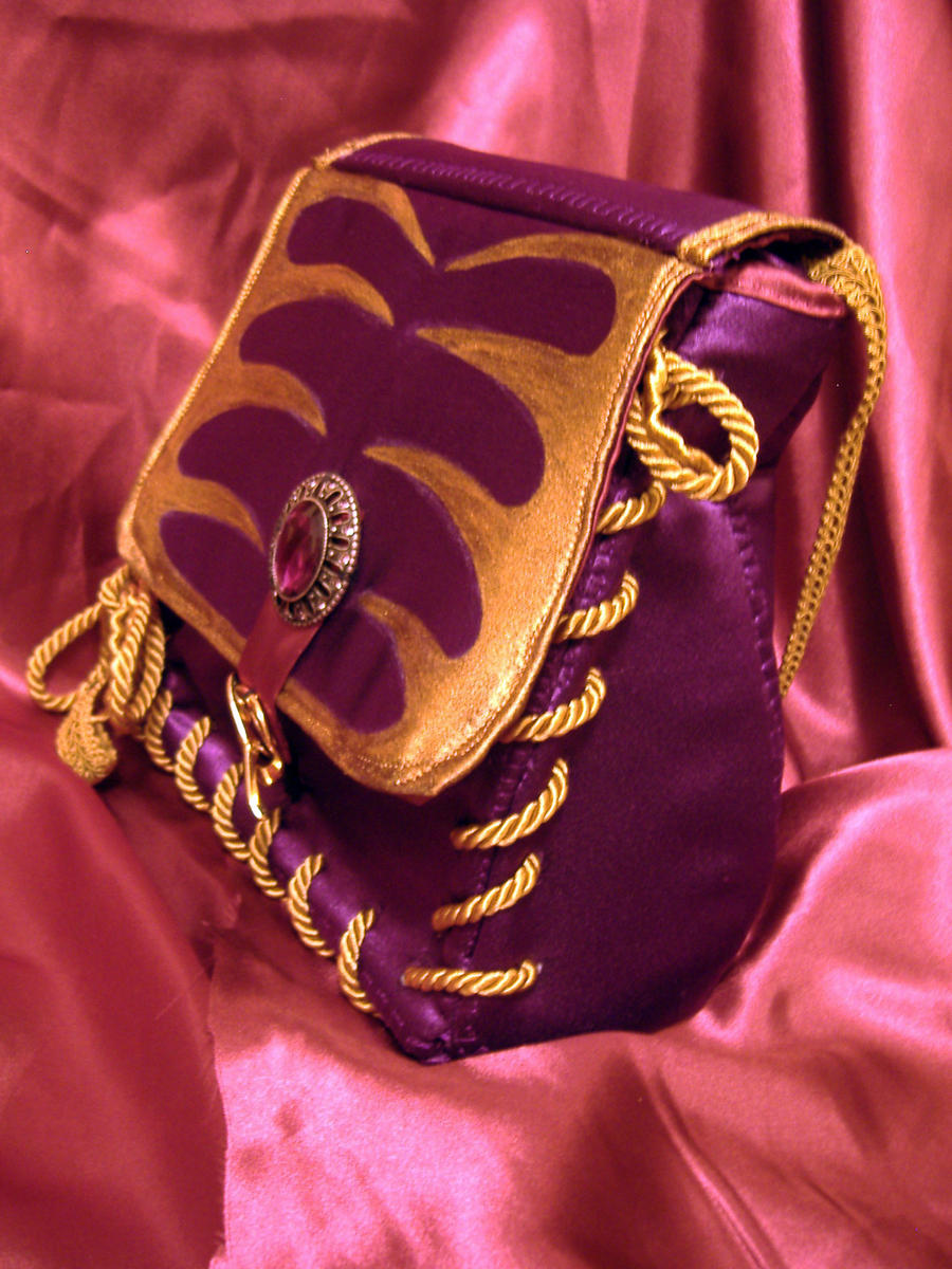 Netherweave Bag 2 by cptnmat