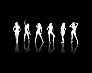 Six_Women_by_molotov_arts by wallpaper-club