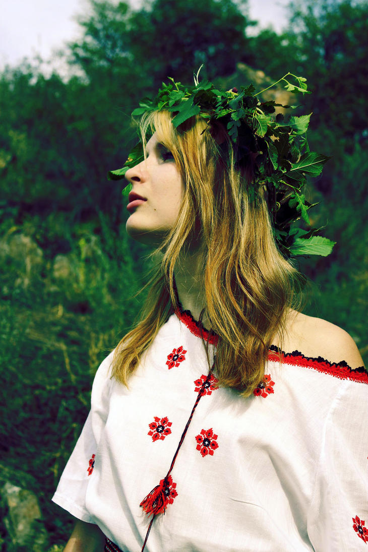 Slavic lass by TheLadyFalcon